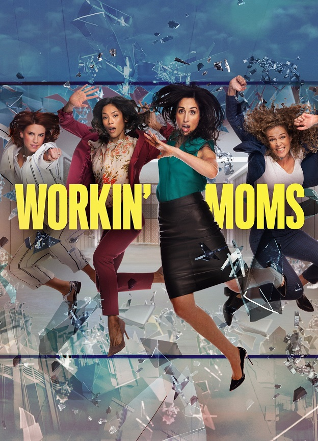 Workin' Moms kapak