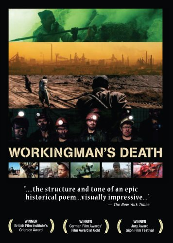 Workingman's Death kapak