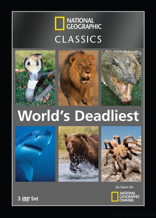 World's Deadliest kapak