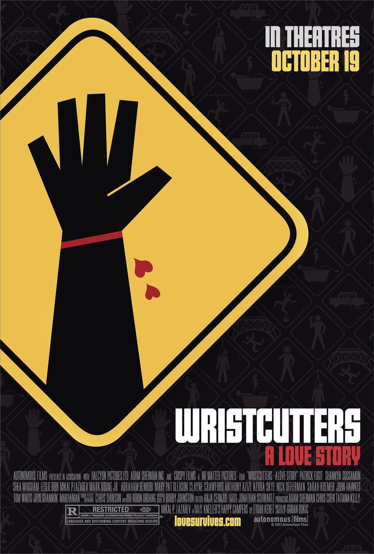 Wristcutters: A Love Story kapak