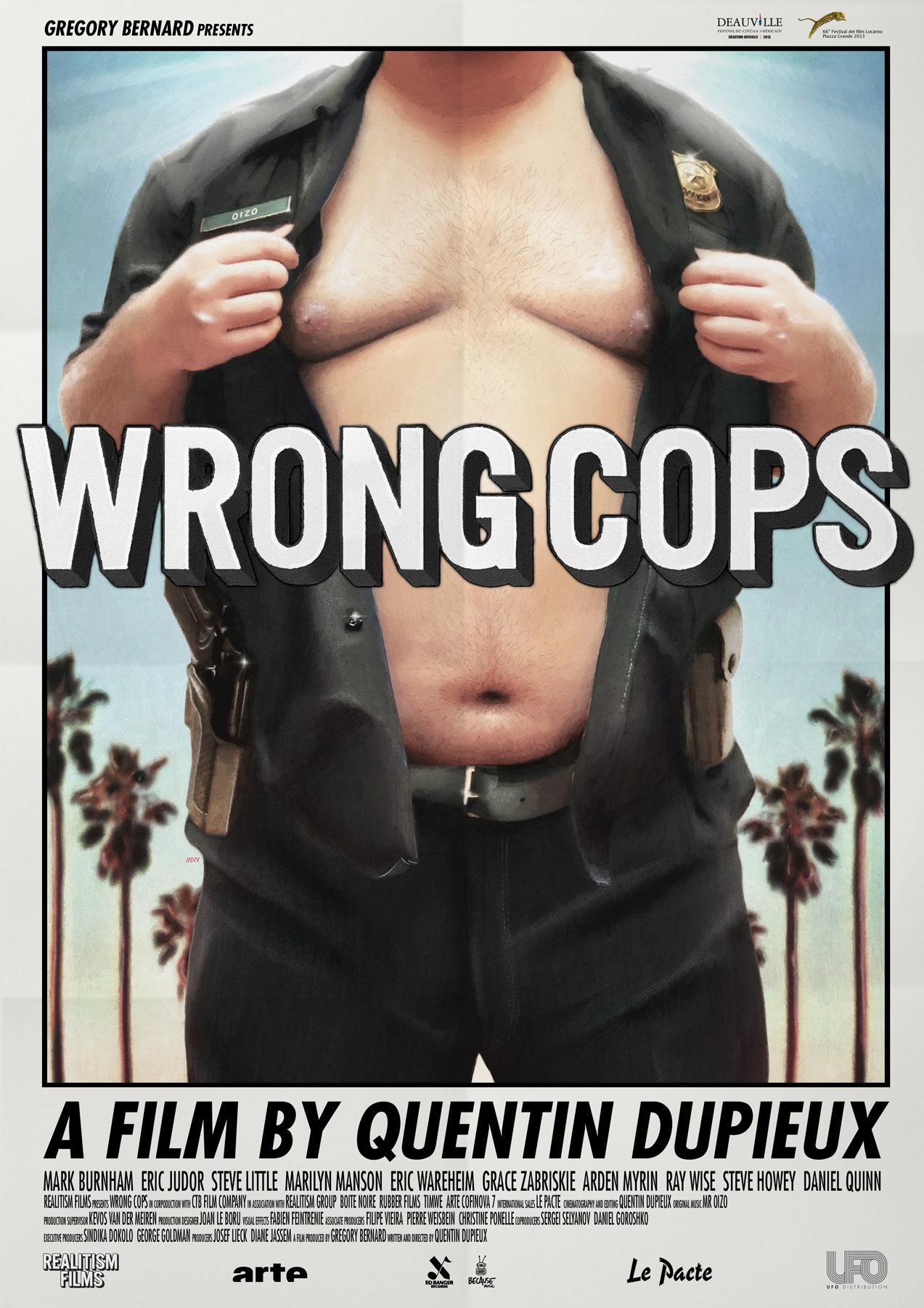 Wrong Cops kapak