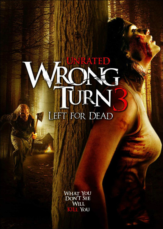 Wrong Turn 3: Left for Dead kapak