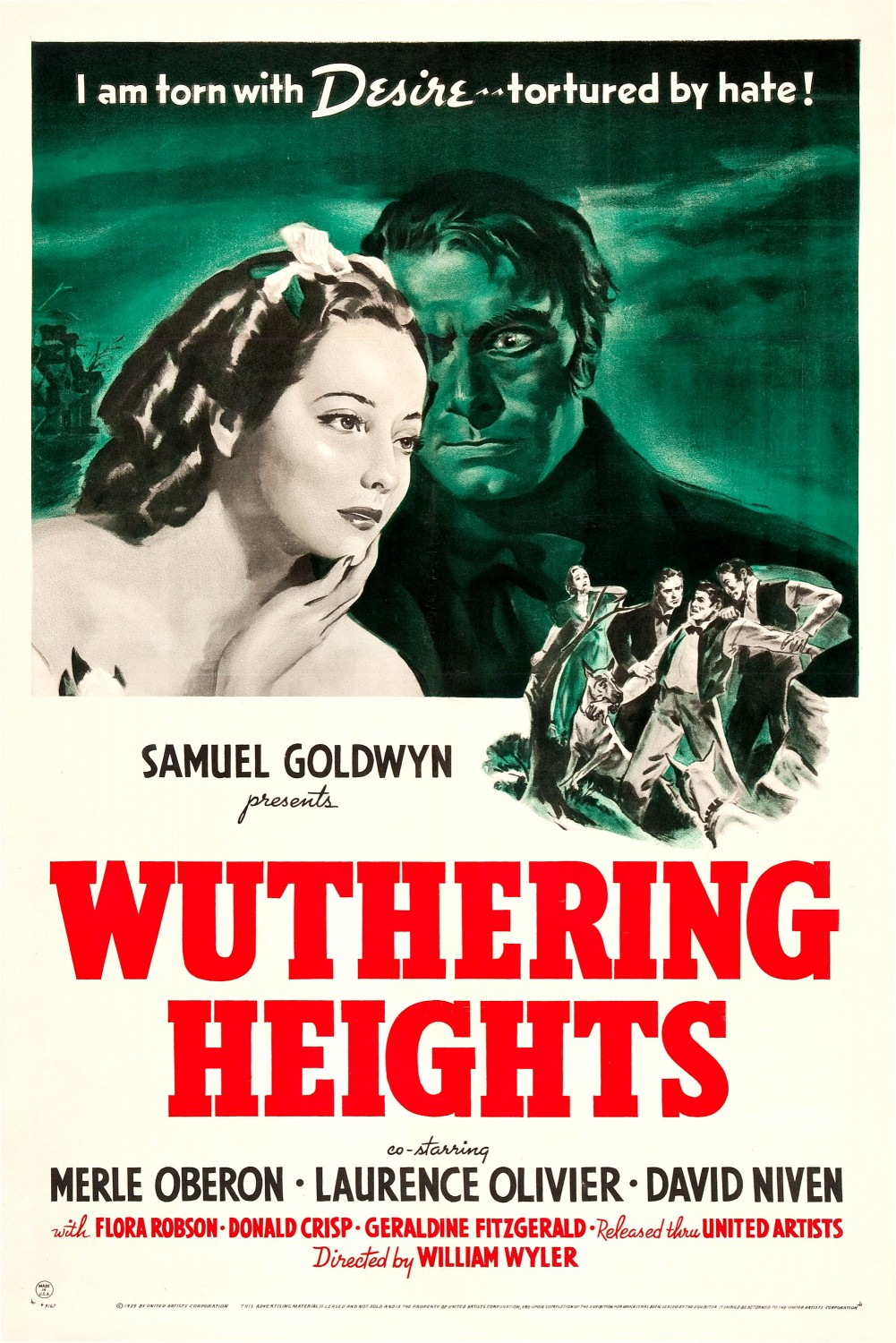 Wuthering Heights kapak