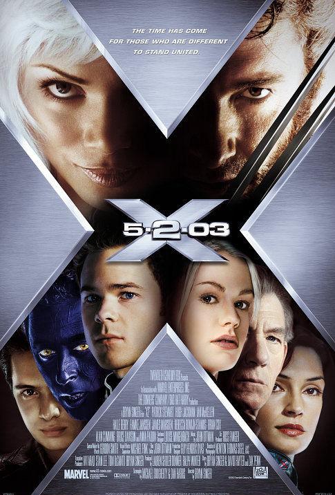 X-Men 2 kapak
