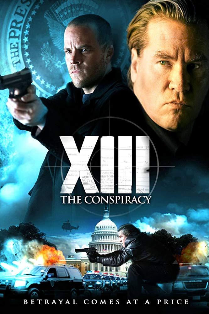 XIII: The Movie kapak