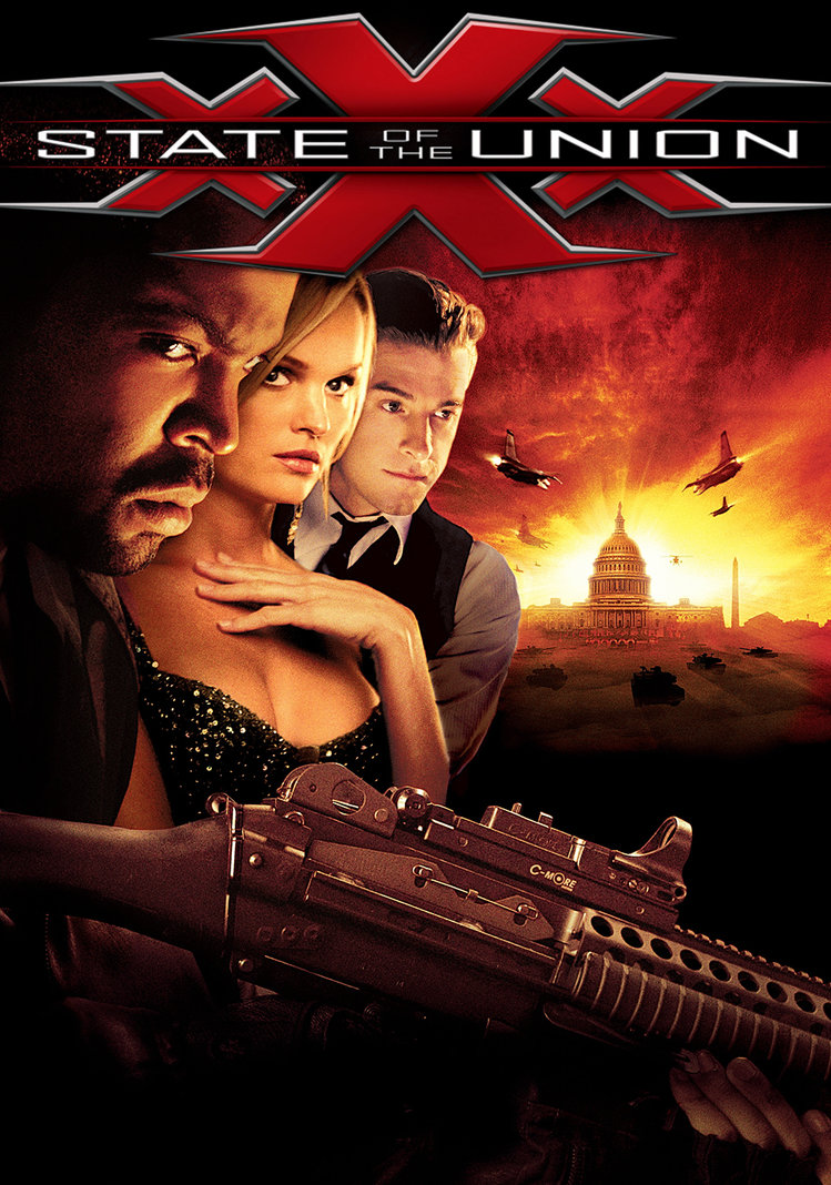 xXx: State of the Union kapak