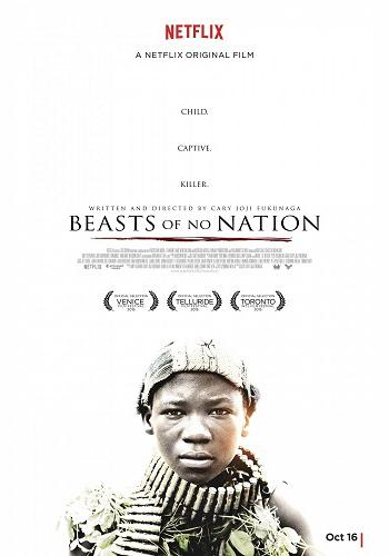Beasts of No Nation kapak
