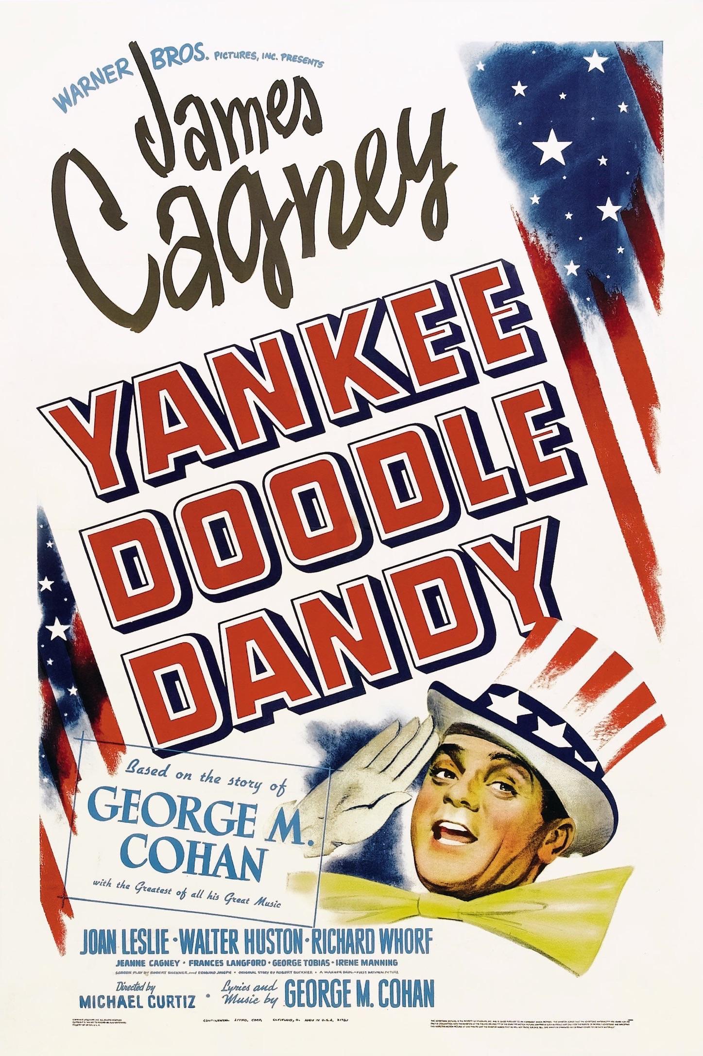 Yankee Doodle Dandy kapak