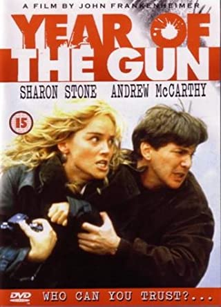 Year of the Gun kapak