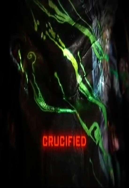 Predators Motion Comics: Crucified kapak