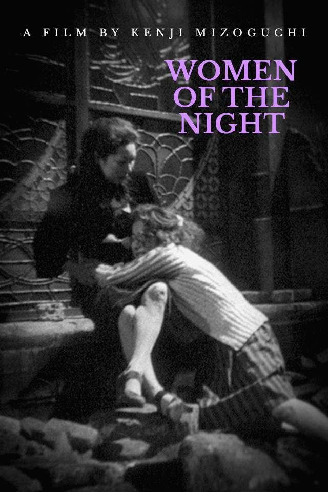 Women of the Night kapak