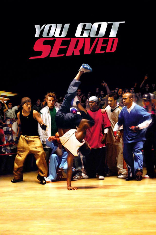 You Got Served kapak