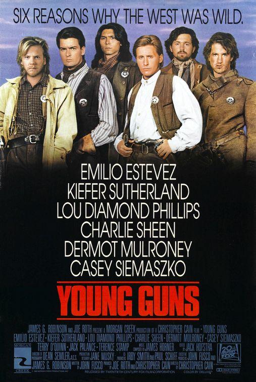 Young Guns kapak