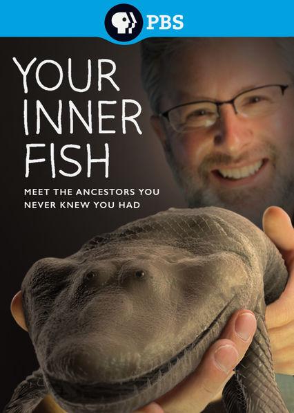 Your Inner Fish kapak