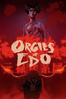 Orgies of Edo kapak