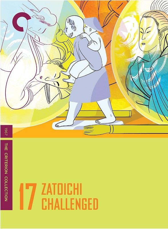 Zatoichi Challenged kapak