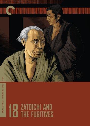 Zatoichi and the Fugitives kapak
