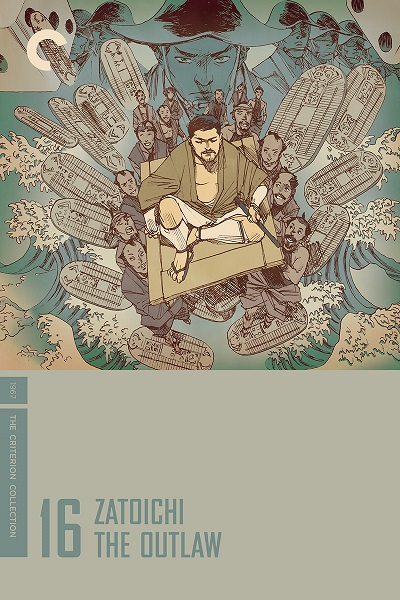 Zatoichi the Outlaw kapak