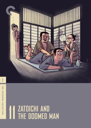 Zatoichi and the Doomed Man kapak