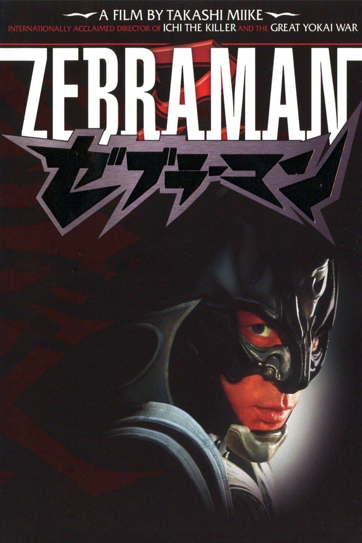 Zebraman kapak