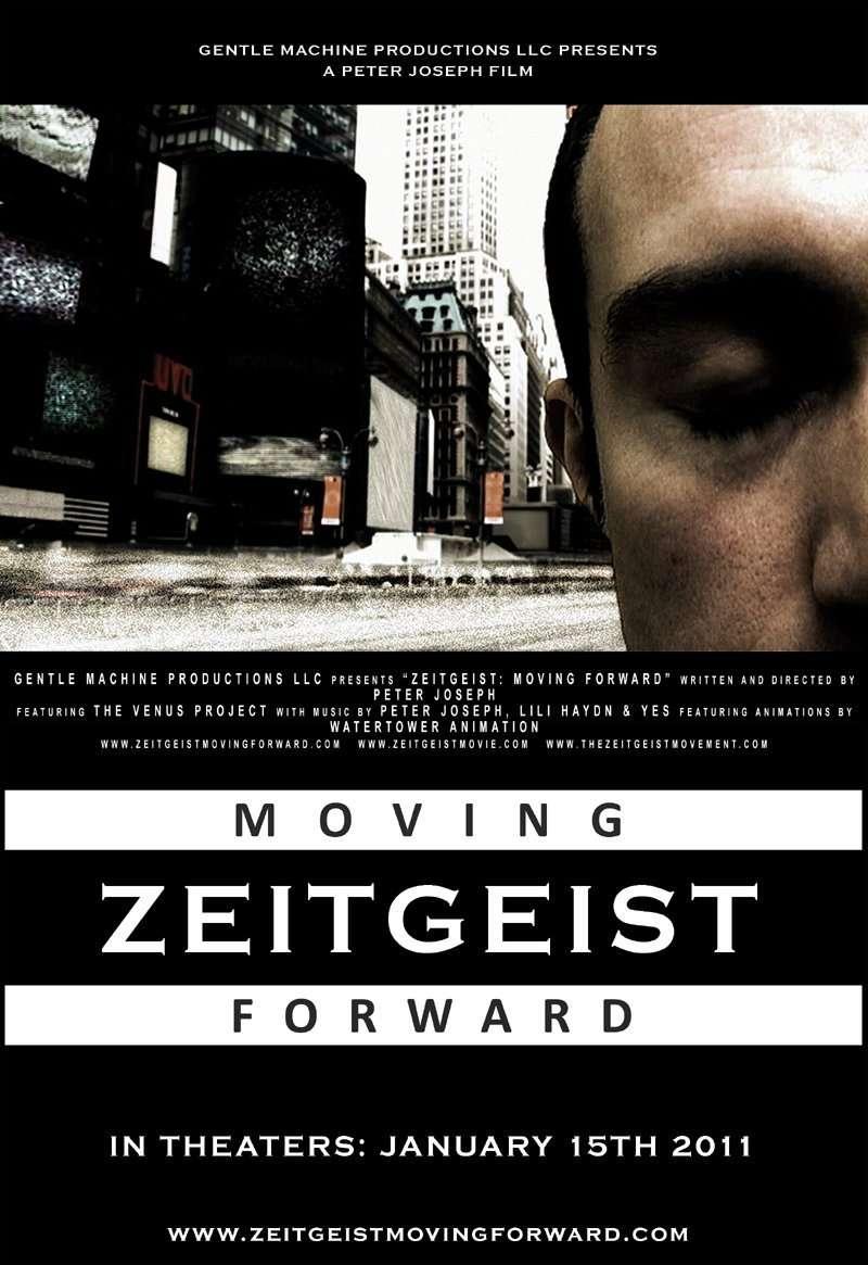 Zeitgeist: Moving Forward kapak