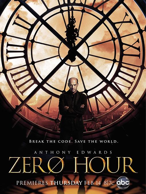 Zero Hour kapak