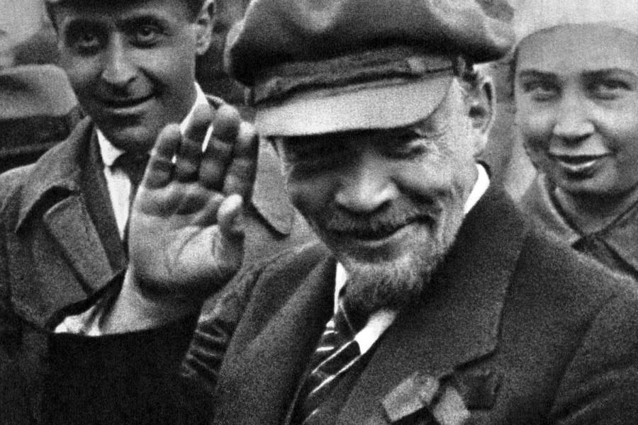 Zhivoy Lenin kapak
