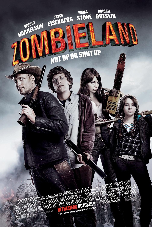 Zombieland kapak