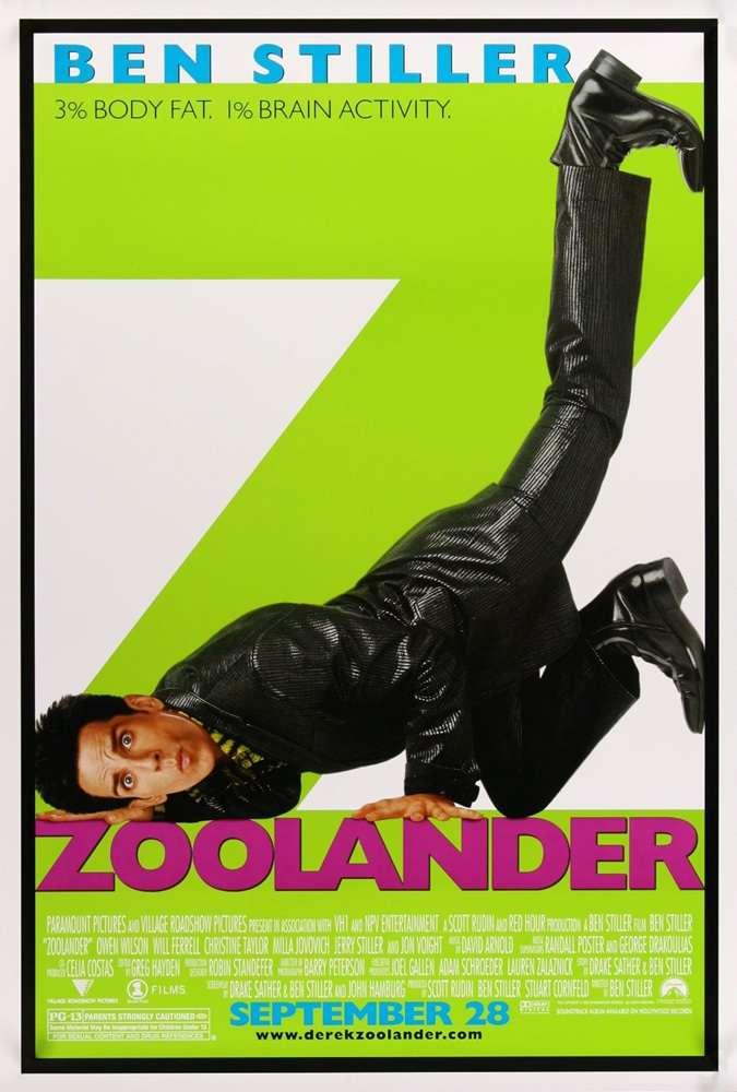 Zoolander kapak
