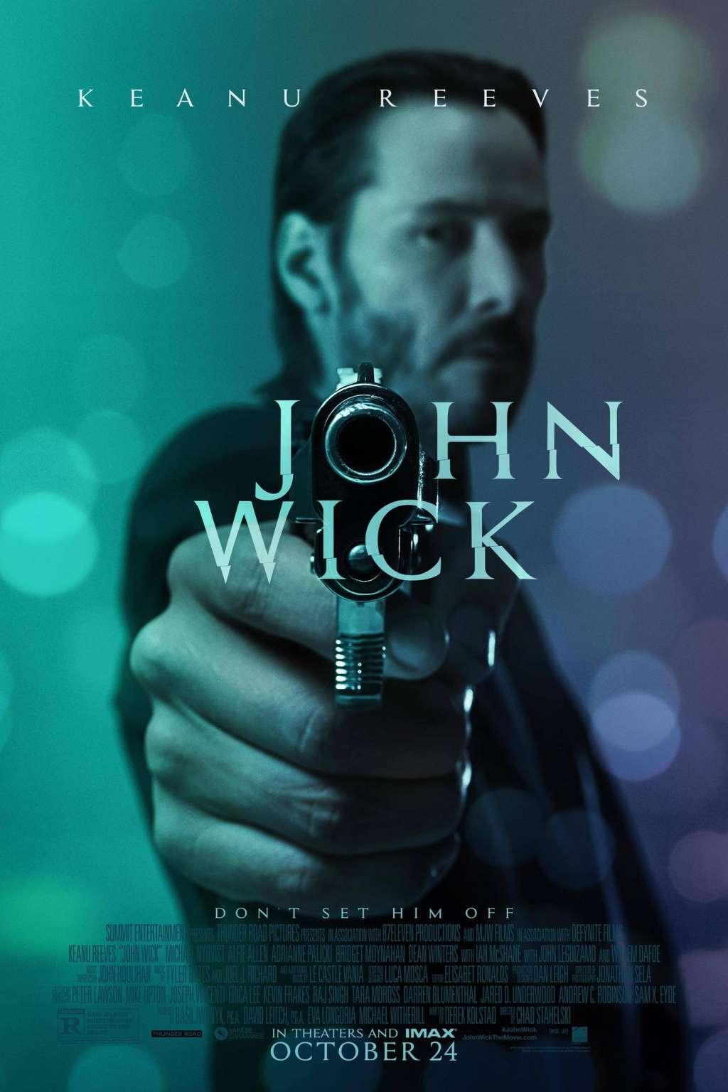 John Wick kapak