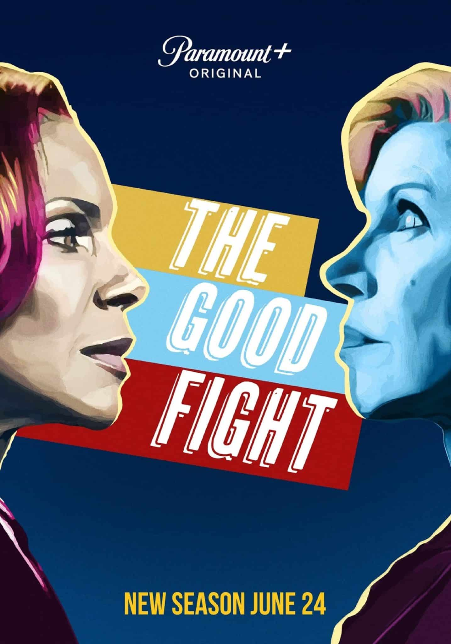 The Good Fight kapak
