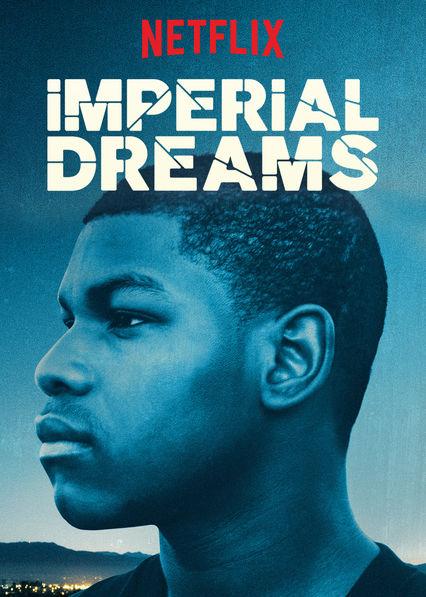 Imperial Dreams kapak