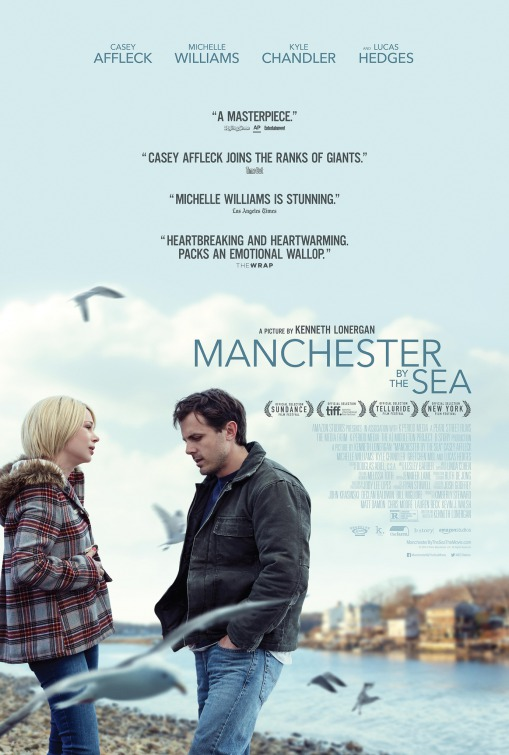 Manchester by the Sea kapak