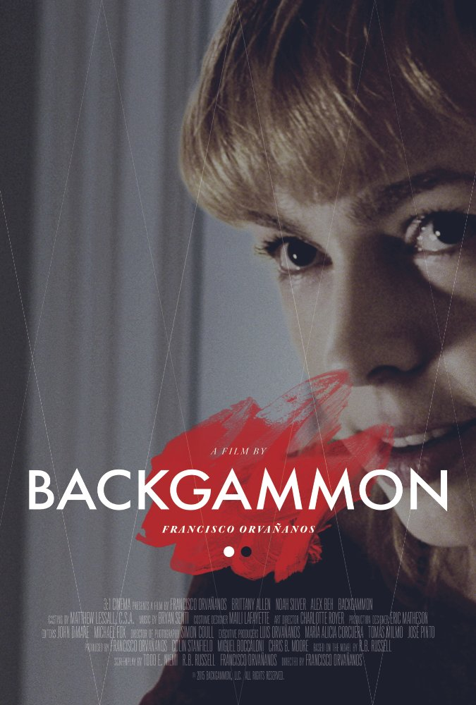 Backgammon kapak