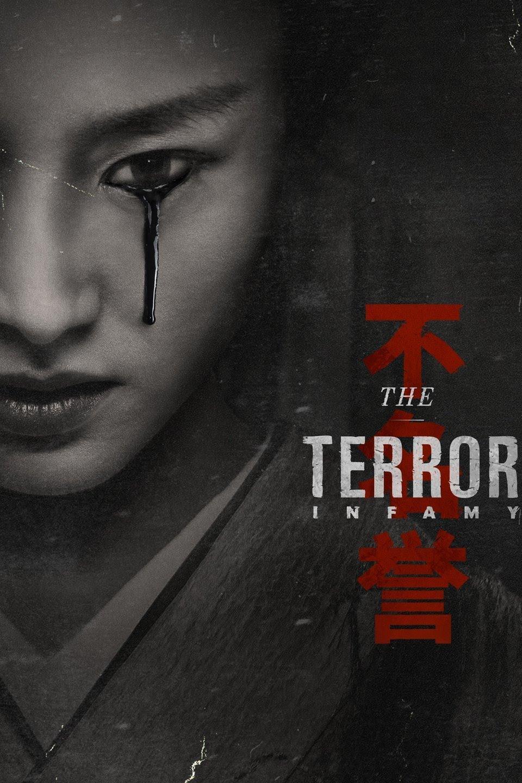 The Terror kapak