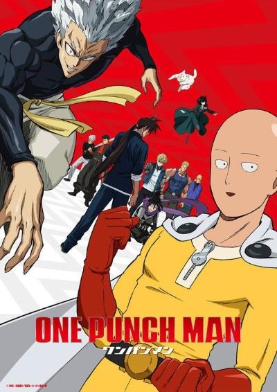 One Punch Man kapak