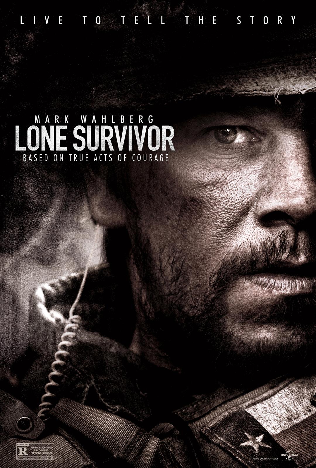 Lone Survivor kapak