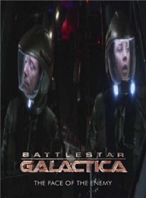 Battlestar Galactica: The Face of the Enemy kapak