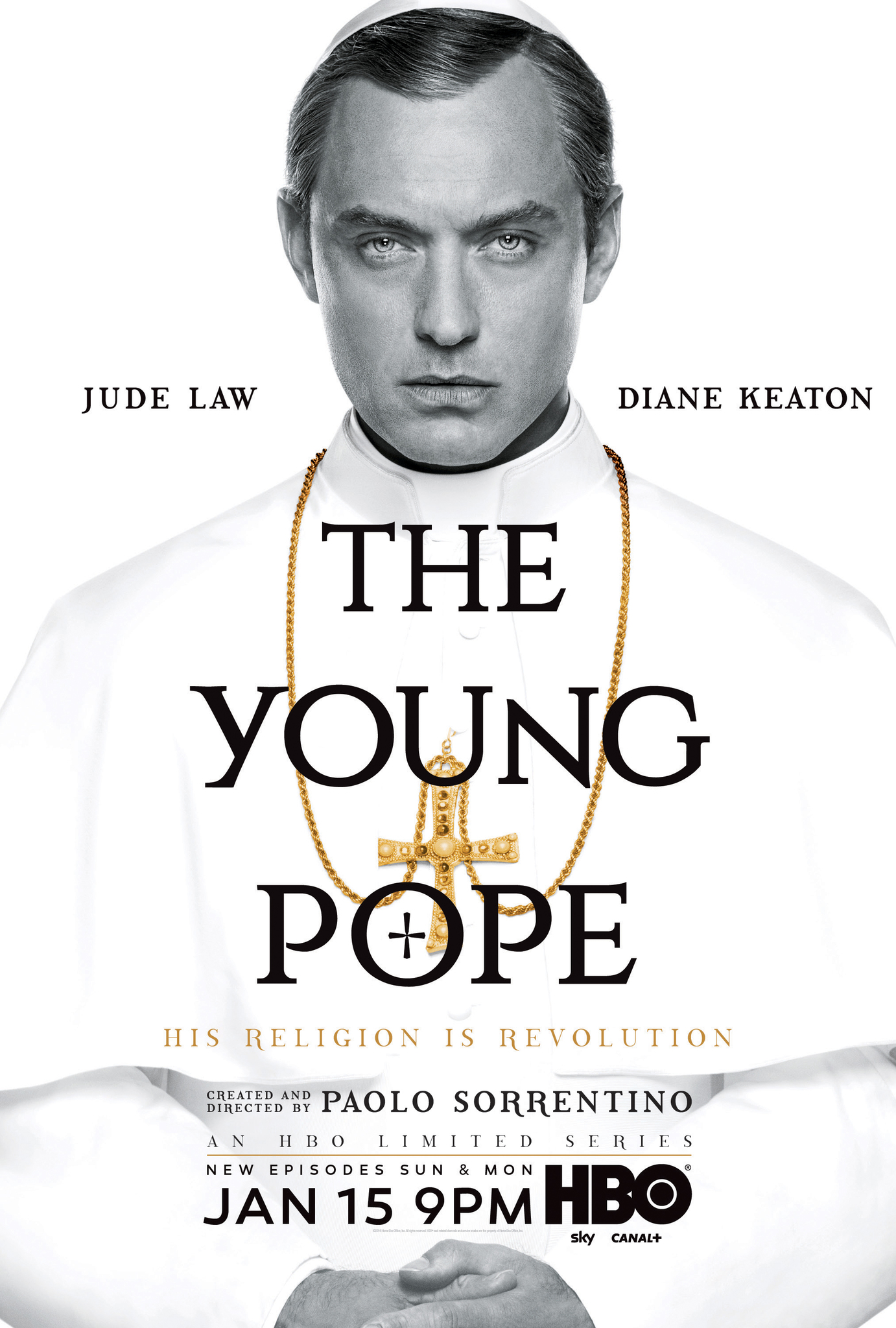 The Young Pope kapak