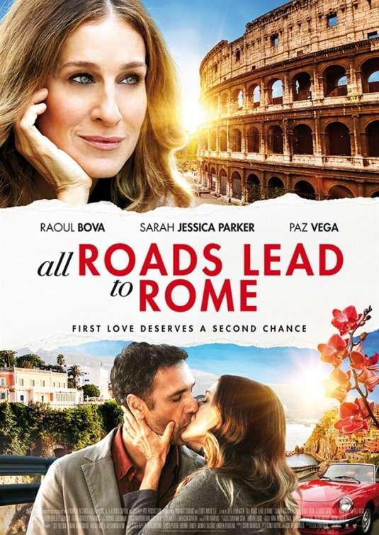 All Roads Lead to Rome kapak