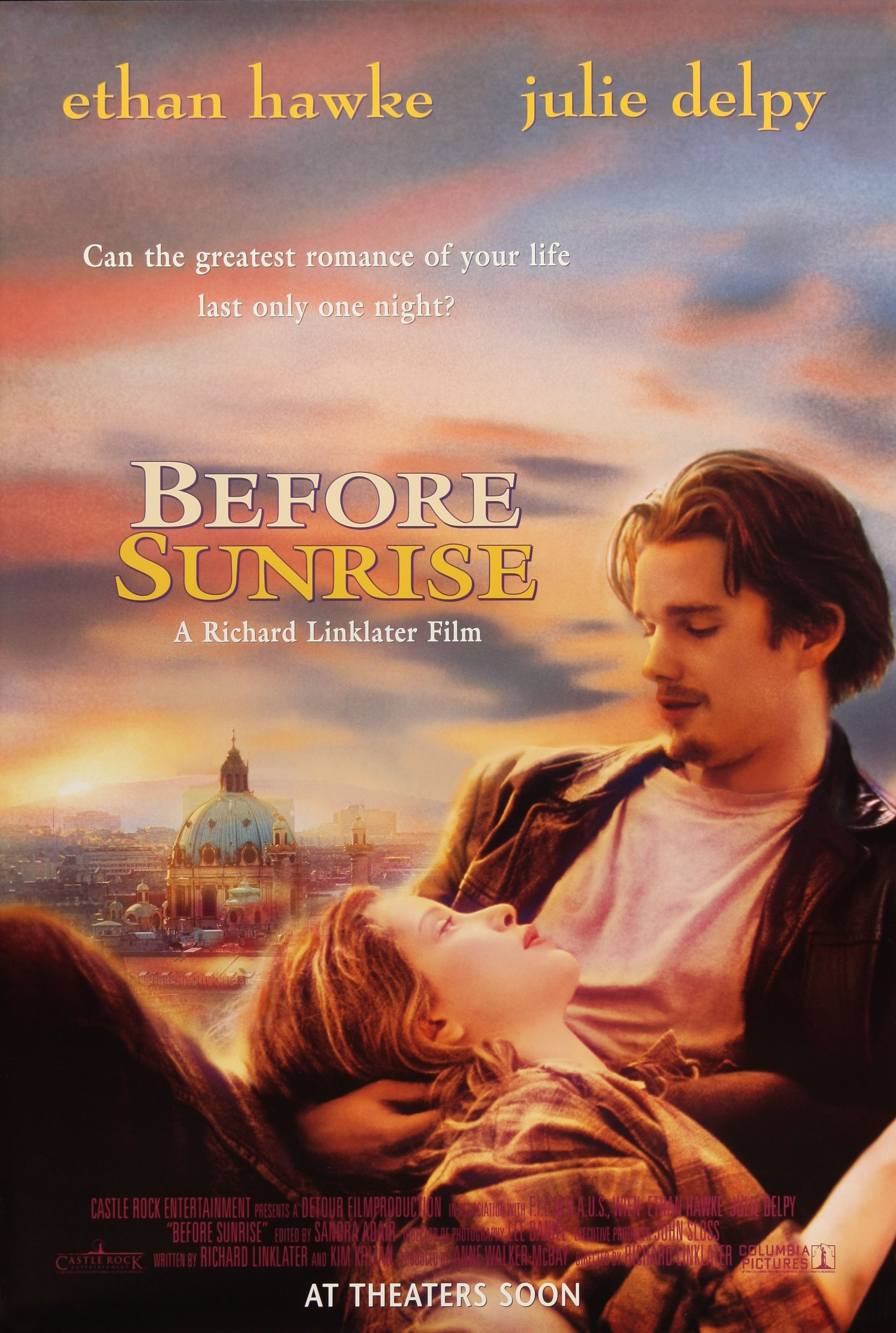 Before Sunrise kapak