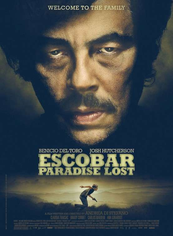 Escobar: Paradise Lost kapak