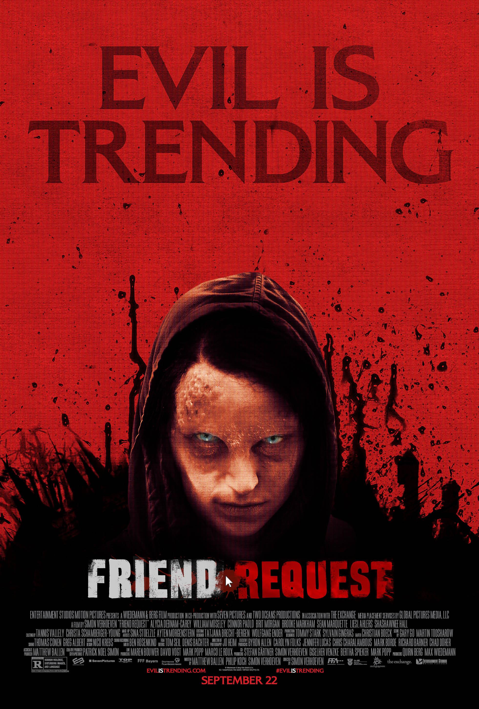 Friend Request kapak