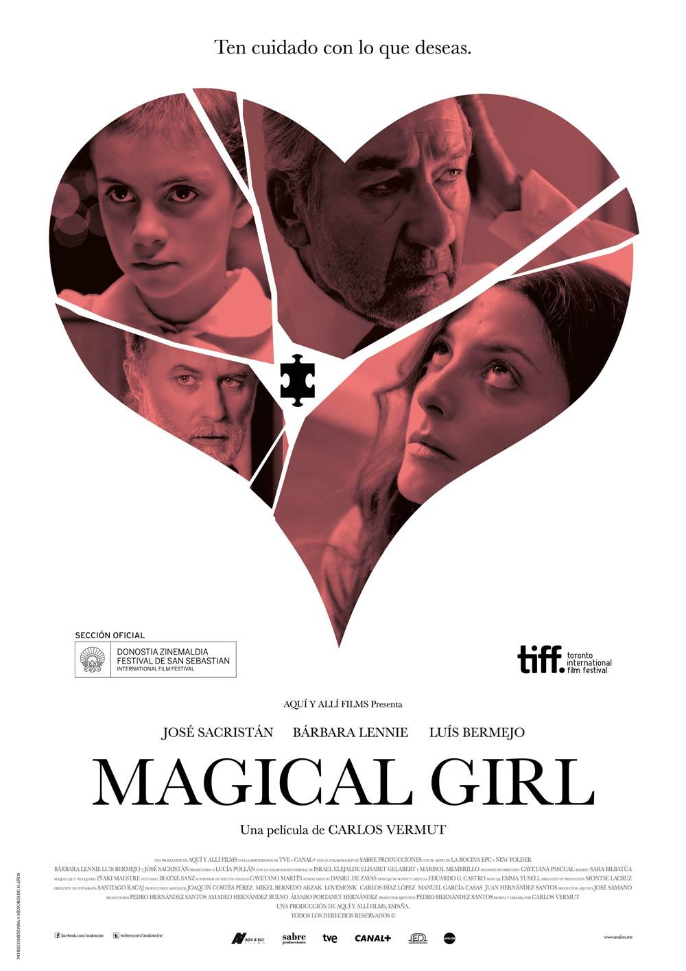Magical Girl kapak
