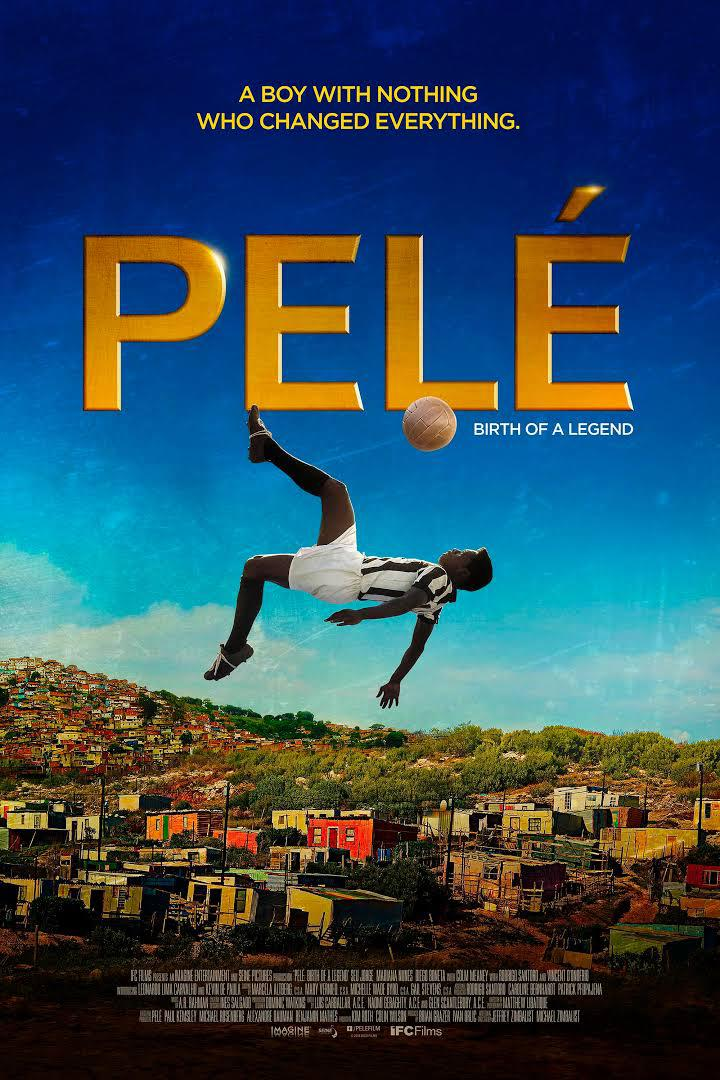 Pelé: Birth of a Legend kapak