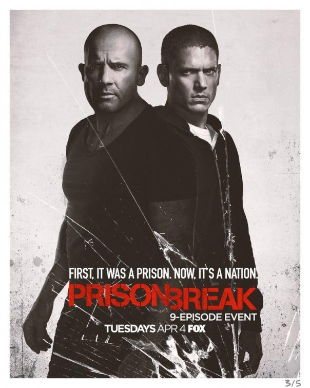 Prison Break: Sequel kapak