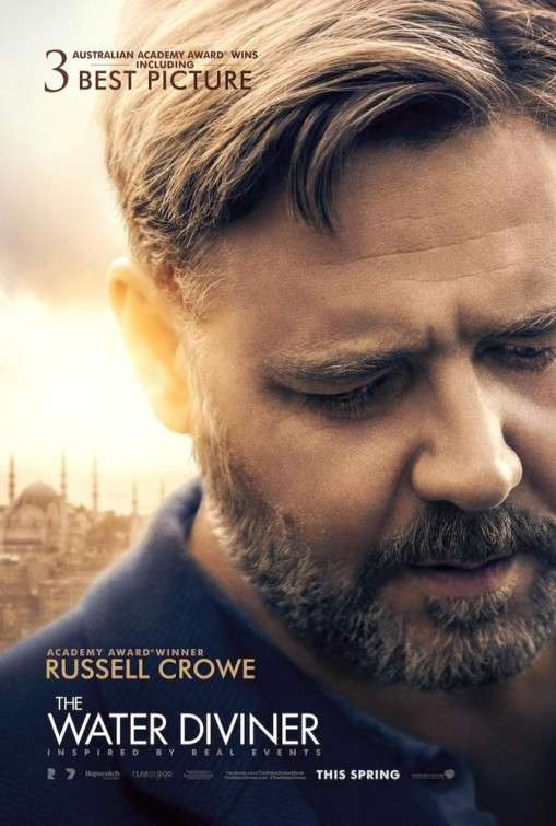 The Water Diviner kapak