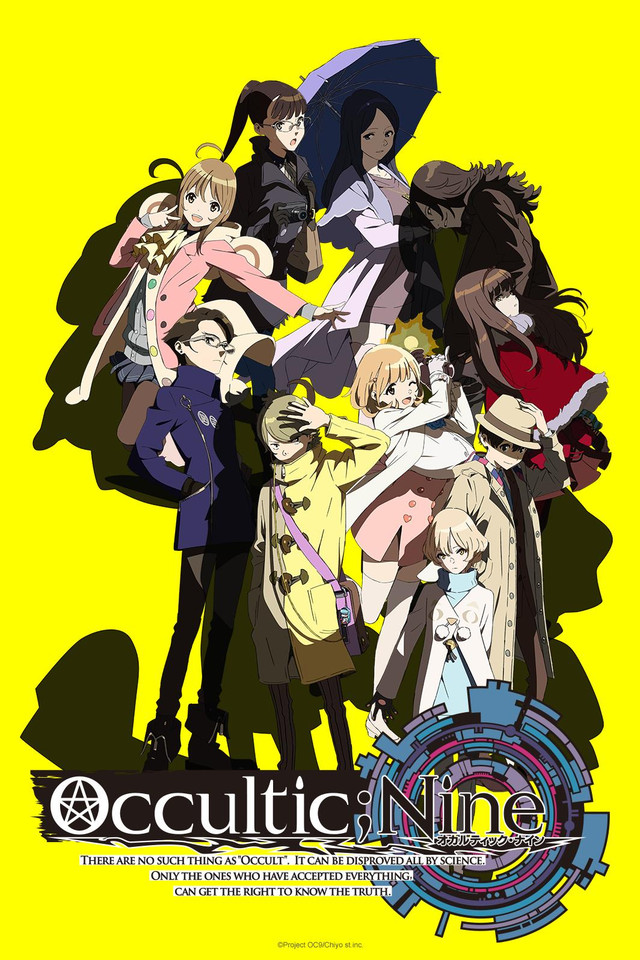 Occultic;Nine kapak