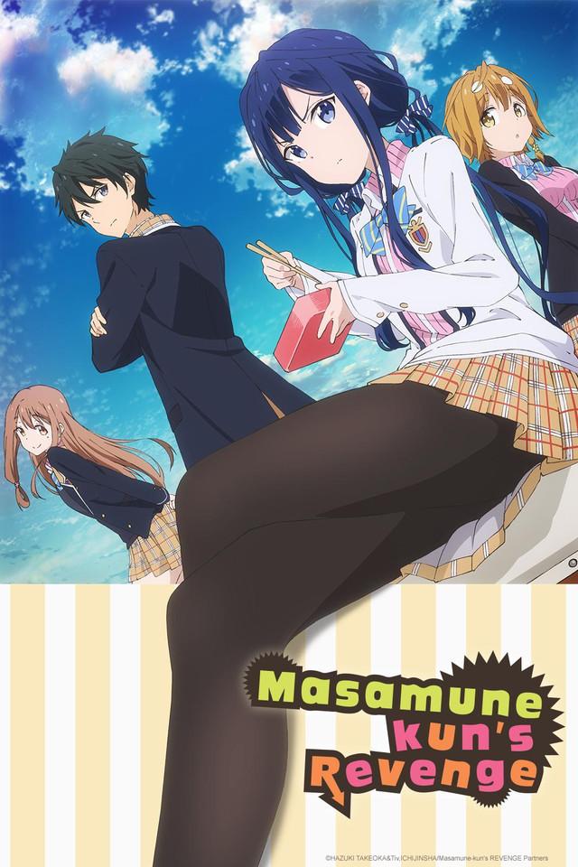 Masamune-kun no Revenge kapak