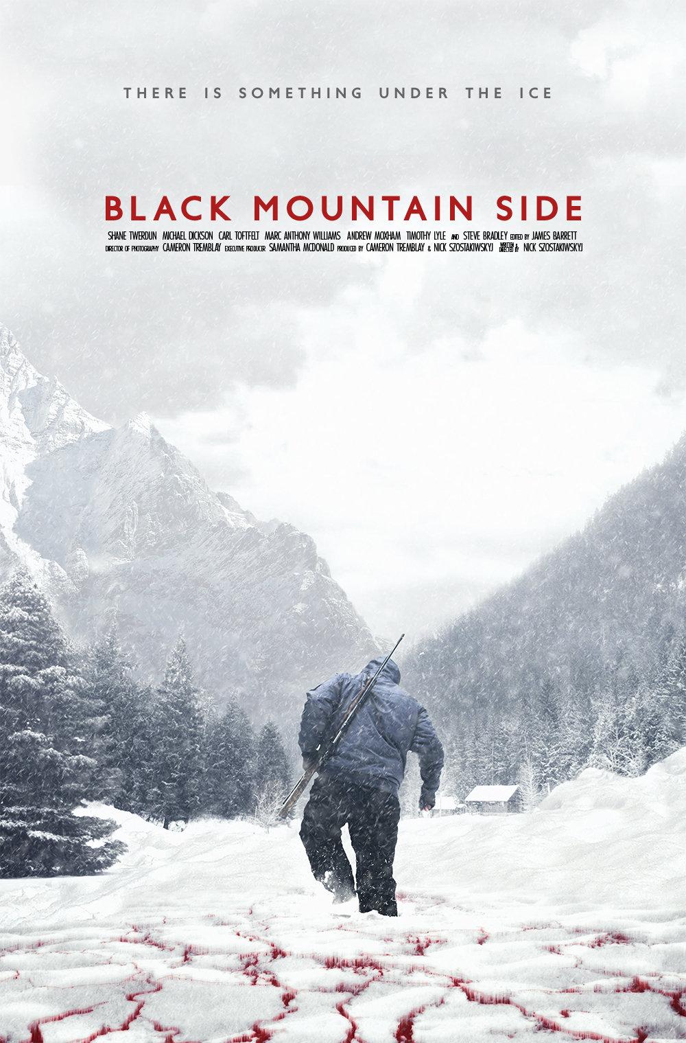 Black Mountain Side kapak